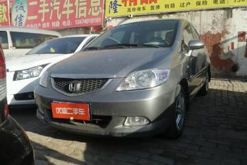 本田 思迪 2007款 1.5 自动 舒适型