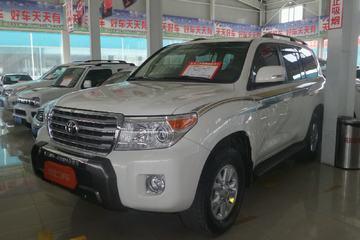 丰田 陆地巡洋舰 2013款 4.0 自动 四驱