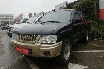江铃 宝典 2013款 2.8T 手动 舒适时尚版四驱 柴油