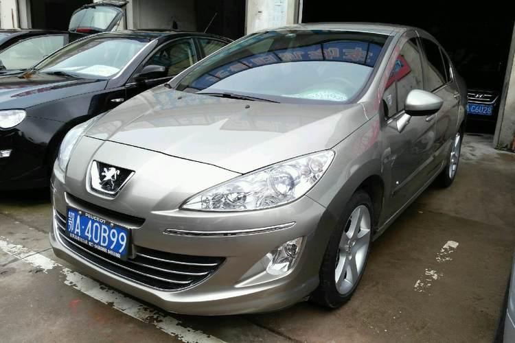 标致408 2011款 2.0 自动 舒适型全价6.98万