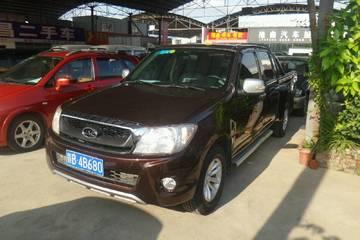 江淮 瑞铃V3 2014款 2.8T 手动 标准型大双排4DA12C 柴油