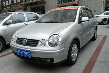 大众 POLO两厢 2004款 1.4 自动 舒适型
