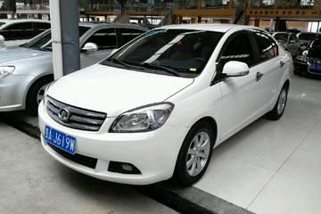 长城 长城C30 2012款 1.5 自动 舒适型