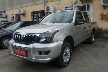 广汽吉奥 财运 2010款 2.2T 手动 100标准型 柴油
