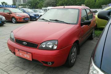 福特 嘉年华三厢 2005款 1.6 手动 运动型