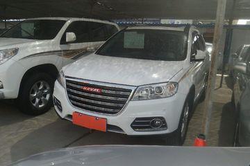 长城 哈弗H6 2014款 2.4 自动 运动版尊贵型前驱