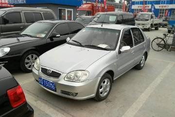 天津一汽 夏利N3三厢 2008款 1.0 手动 三缸助力