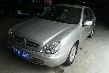 雪铁龙 赛纳 2004款 2.0 自动 标准型