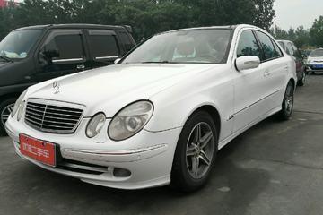 奔驰 E级三厢 2002款 3.0 自动 E280
