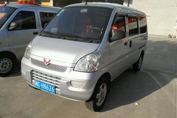 五菱 荣光 2012款 1.5 手动 标准型8座