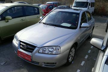 现代 伊兰特三厢 2008款 1.6 自动 优全版GL