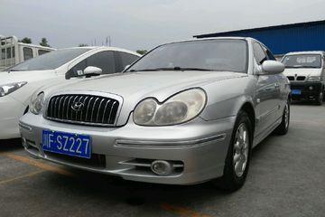 现代 索纳塔 2003款 2.0 自动 豪华型GLS