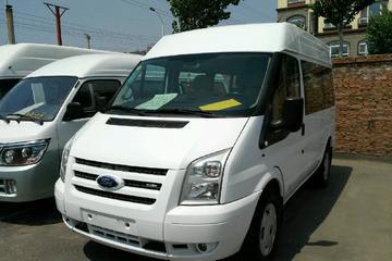 福特 全顺 2008款 2.4T 手动 新世代普通型短轴中顶6-9座 柴油