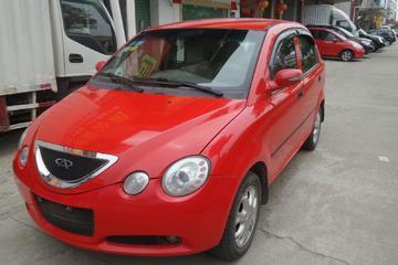 奇瑞 QQ6三厢 2007款 1.1 手动 舒适型