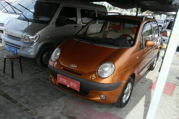 雪佛兰 乐驰 2008款 0.8 手动 舒适型