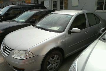 大众 宝来三厢 2008款 1.6 自动 舒适型