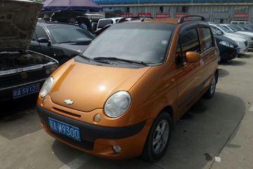 雪佛兰 乐驰 2008款 1.0 手动 舒适型