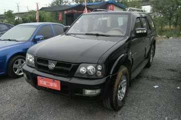 陆风 X6 2007款 2.8T 手动 新饰力标准版四驱 柴油
