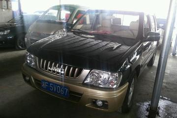 江铃 宝典 2013款 2.8T 手动 舒适时尚版JX493ZLQ4C后驱 柴油