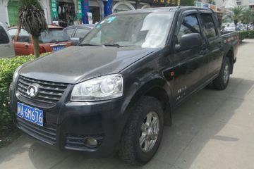 长城 风骏 2011款 2.8T 手动 商务版大双精英型后驱 柴油