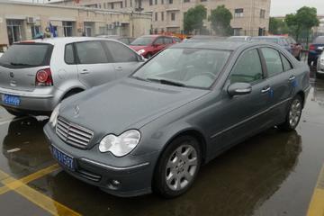 奔驰 C级三厢 2004款 1.8T 自动 C200