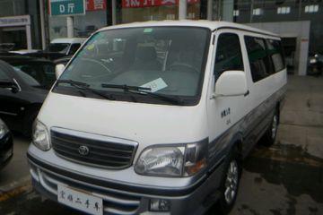 丰田 海狮 2004款 2.0 手动