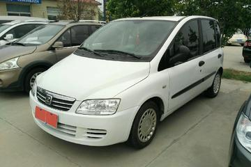 众泰 M300朗悦 2010款 1.6 手动 尊贵型6座