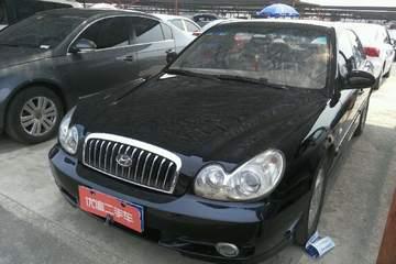 现代 索纳塔 2006款 2.0 手动 标准型GL