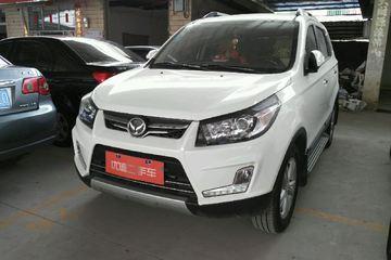 北汽幻速 幻速S3 2014款 1.8 手动 尊贵型 国IV