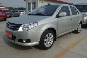 吉利 金刚三厢 2013款 1.5 手动 精英型