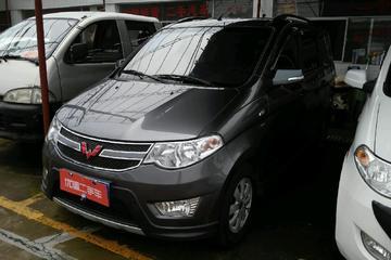 五菱 宏光 2013款 1.5 手动 S舒适型7座