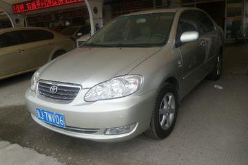 丰田 花冠 2006款 1.8 自动 GLX-I
