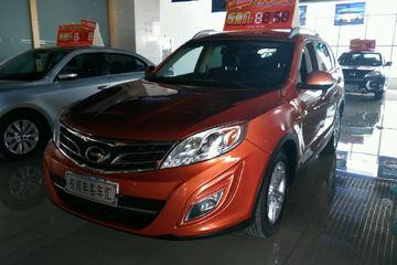 广汽传祺 传祺GS5 2012款 2.0 自动 精英版前驱
