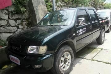 庆铃 五十铃皮卡 2009款 2.8T 手动 基本型厢车四驱 柴油