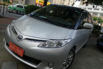 丰田 普瑞维亚 2012款 3.5 自动 豪华版7座前驱