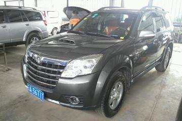 长城 哈弗H3 2010款 2.5T 手动 领先版豪华型四驱 柴油