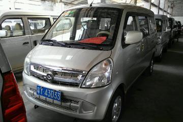 陕汽通家 福家 2011款 1.0 手动 舒适型6400B