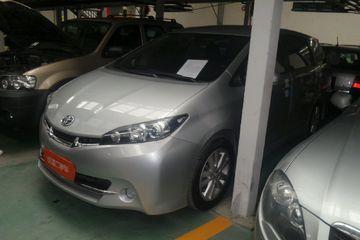 丰田 Wish 2011款 2.0 自动 科技版