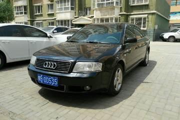 奥迪 A6 2004款 1.8T 自动 舒适型