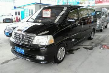 金杯 阁瑞斯 2009款 2.0 手动 睿翔豪华型