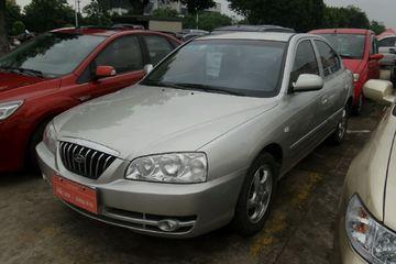 现代 伊兰特三厢 2006款 1.6 自动 标准型GL