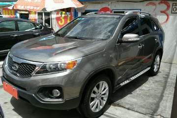起亚 索兰托 2012款 2.2T 自动 豪华版 柴油