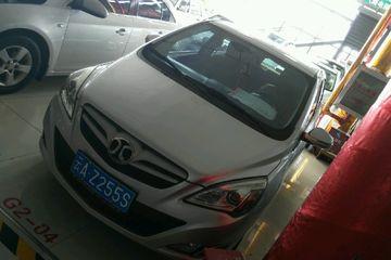 北京汽车 E系列三厢 2013款 1.5 手动 乐天版