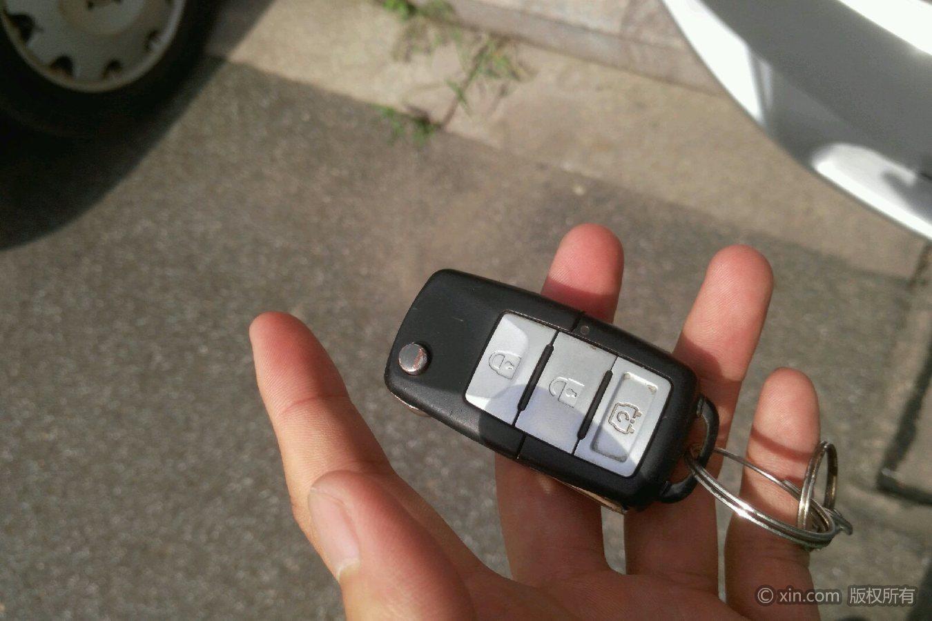 东风景逸钥匙