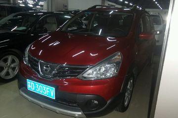 日产 骊威 2013款 1.6 自动 XV劲锐版豪华型