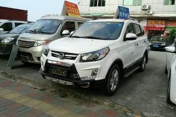 北汽幻速 幻速S3 2014款 1.5 手动 舒适型 国IV