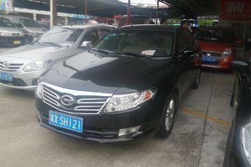 广汽传祺 传祺GA5 2012款 1.8 手动 精英型