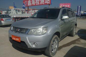 陆风 X8 2009款 2.5T 手动 豪华型四驱 柴油