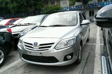 长安 悦翔三厢 2012款 1.3 手动 V3舒适型