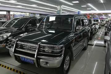 猎豹 黑金刚 2009款 2.5T 手动 后驱 柴油